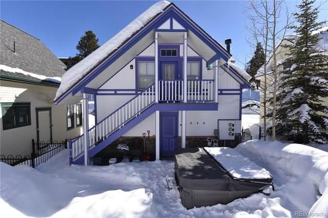 304 N Main Street #1, Breckenridge, CO 80424 (#7927720) :: The HomeSmiths Team - Keller Williams
