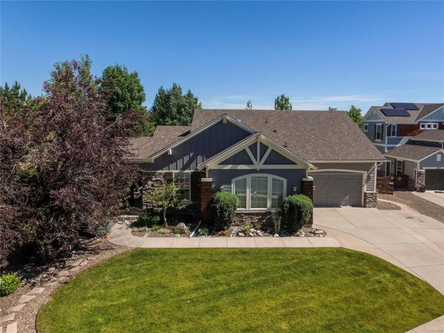 17085 W 62nd Circle, Arvada, CO 80403 (#7927858) :: The Healey Group