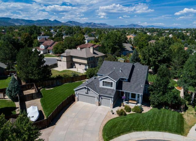 7673 S Allison Court, Littleton, CO 80128 (MLS #7927971) :: 8z Real Estate
