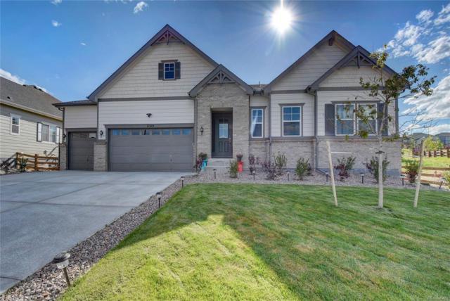 7109 S Riverwood Way, Aurora, CO 80016 (#7928365) :: The Peak Properties Group