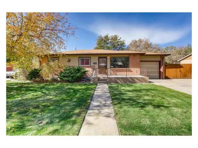 6669 Lewis Street, Arvada, CO 80004 (MLS #7928402) :: 8z Real Estate