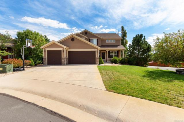 7390 Slate Court, Castle Rock, CO 80108 (#7928708) :: The Griffith Home Team