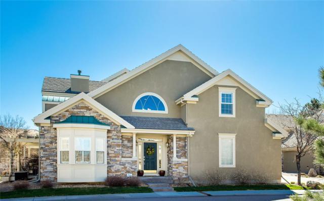 4545 S Monaco Street #134, Denver, CO 80237 (#7928726) :: 5281 Exclusive Homes Realty