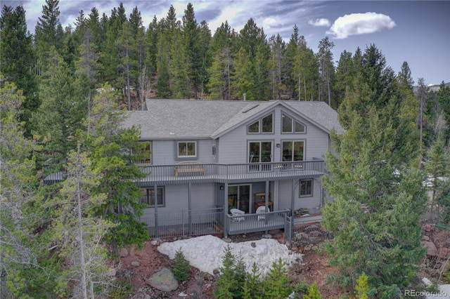 6882 Snowshoe Trail, Evergreen, CO 80439 (#7928802) :: Wisdom Real Estate