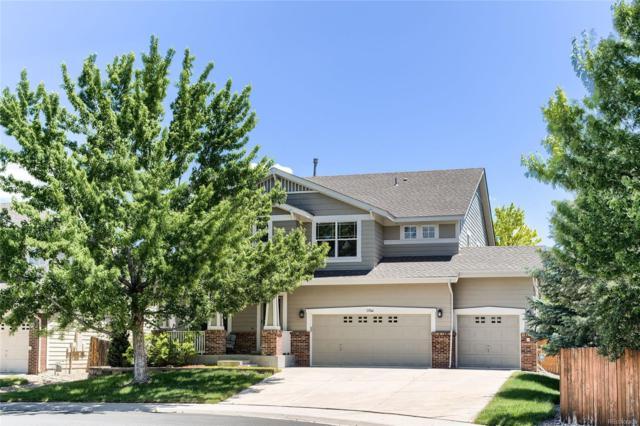 11564 Terrawood Lane, Parker, CO 80134 (#7929488) :: The HomeSmiths Team - Keller Williams