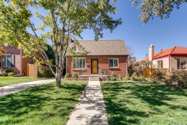 741 Ivanhoe Street, Denver, CO 80220 (#7929536) :: Wisdom Real Estate