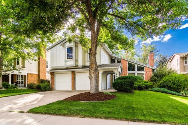 2459 W Long Circle, Littleton, CO 80120 (MLS #7929697) :: 8z Real Estate