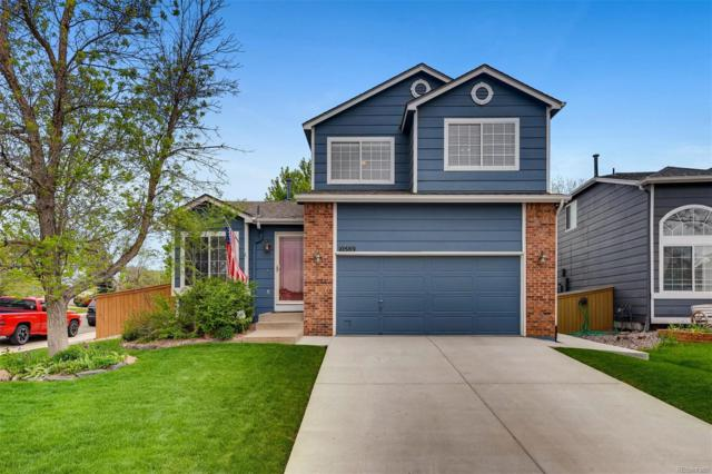 10589 Hyacinth Place, Highlands Ranch, CO 80129 (#7929753) :: Harling Real Estate