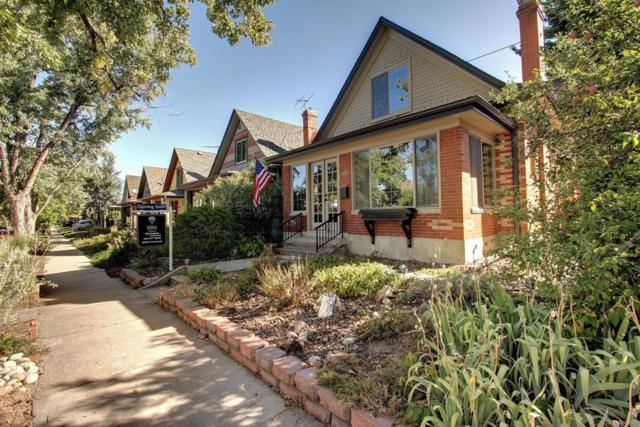 1464 S Grant Street, Denver, CO 80210 (#7929763) :: The Peak Properties Group