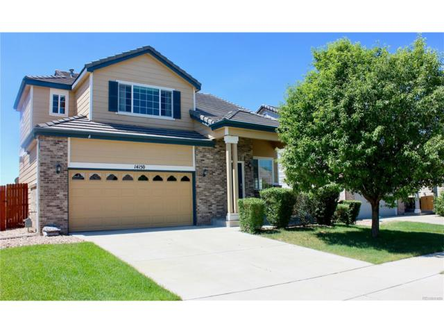 14150 E 100th Way, Commerce City, CO 80022 (MLS #7929965) :: 8z Real Estate