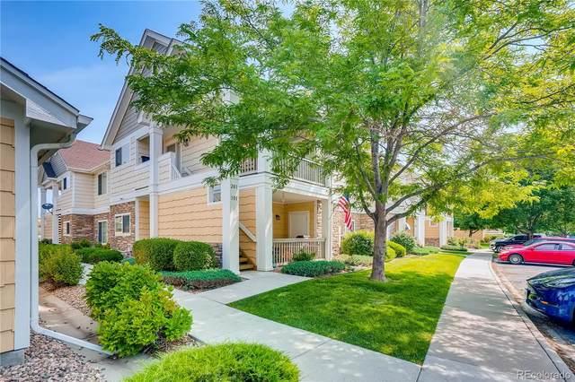4675 Hahns Peak Drive #201, Loveland, CO 80538 (#7929967) :: Venterra Real Estate LLC