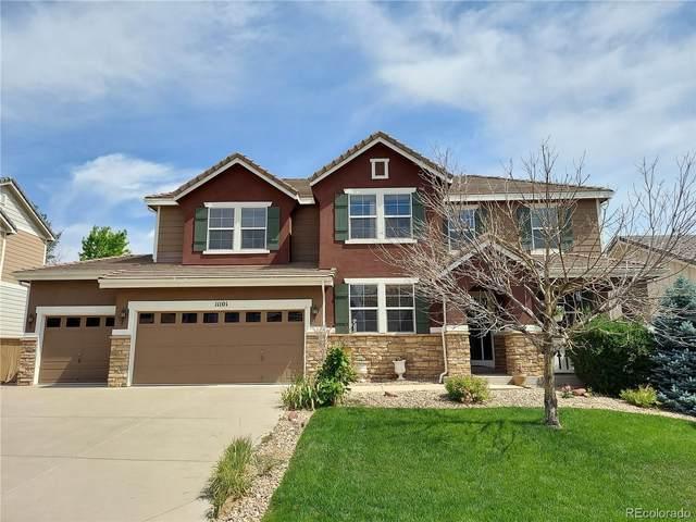 11101 Valleybrook Circle, Highlands Ranch, CO 80130 (#7930510) :: Finch & Gable Real Estate Co.
