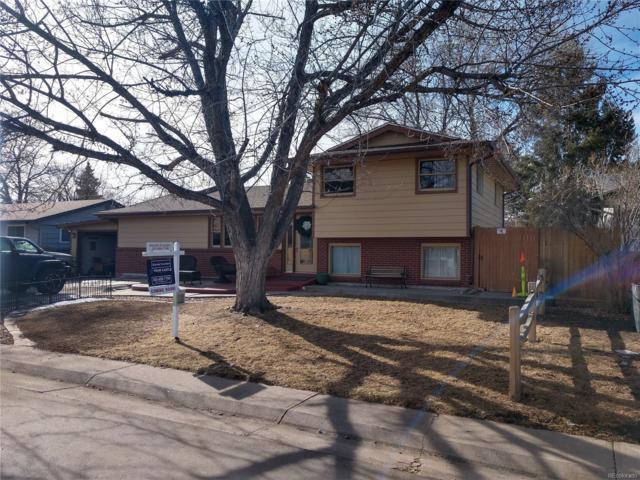 1841 S Pierce Street, Lakewood, CO 80232 (MLS #7930723) :: 8z Real Estate