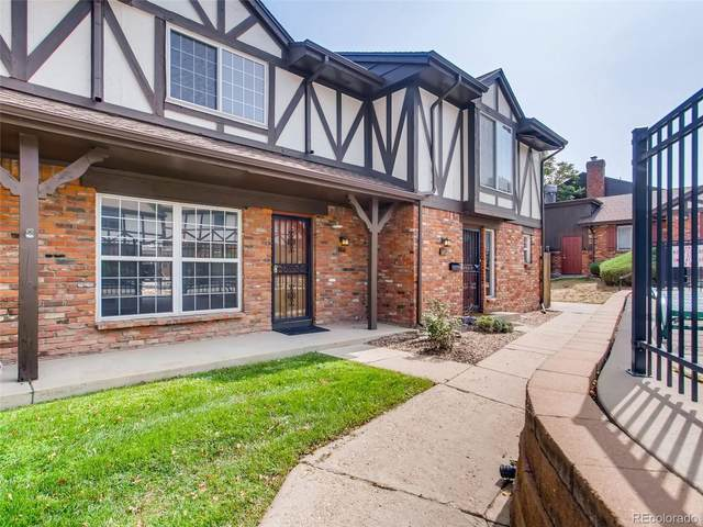 3825 S Monaco Parkway #133, Denver, CO 80237 (#7930897) :: Chateaux Realty Group