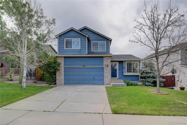 1312 Parsons Avenue, Castle Rock, CO 80104 (MLS #7931483) :: 8z Real Estate