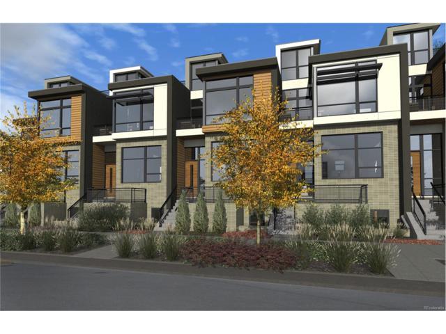 6888 E Lowry Boulevard #26, Denver, CO 80230 (#7931661) :: Wisdom Real Estate