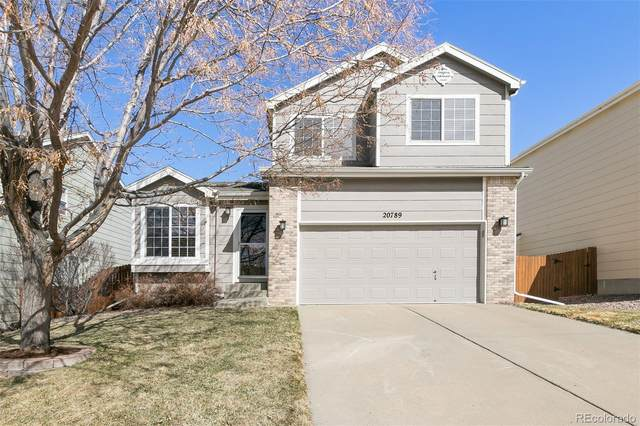 20789 E Kenyon Place, Aurora, CO 80013 (MLS #7932471) :: 8z Real Estate