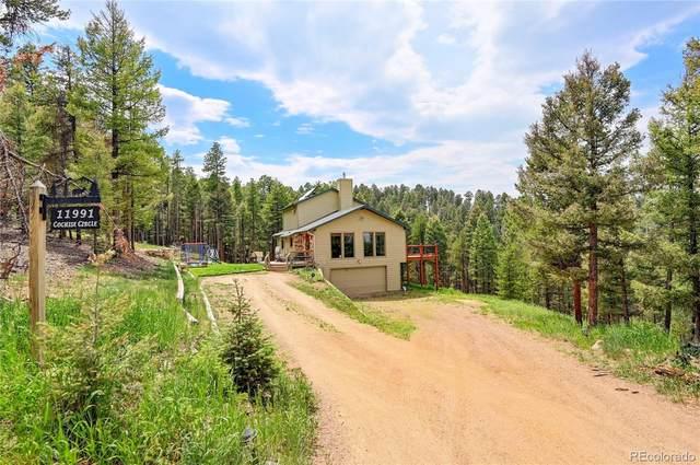 11991 Cochise Circle, Conifer, CO 80433 (MLS #7932486) :: The Sam Biller Home Team