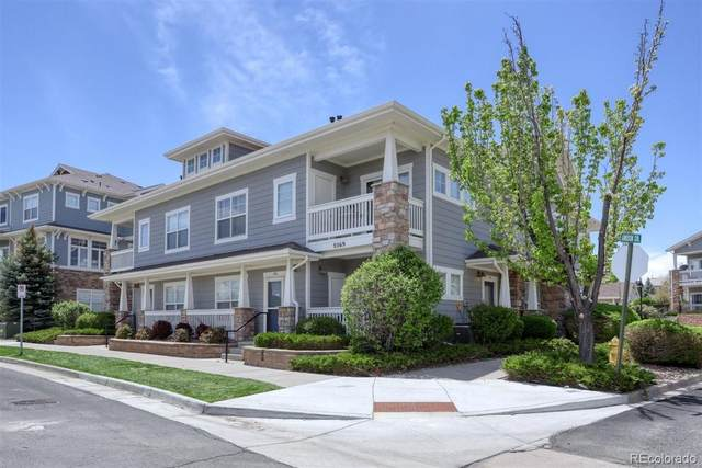 9369 Amison Circle #103, Parker, CO 80134 (#7932543) :: The DeGrood Team