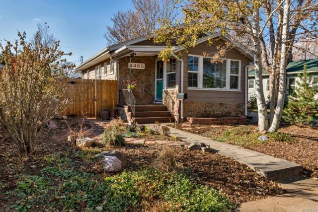 4465 Meade Street, Denver, CO 80211 (#7932676) :: Bring Home Denver