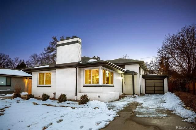 85 Forest Street, Denver, CO 80220 (MLS #7932965) :: 8z Real Estate