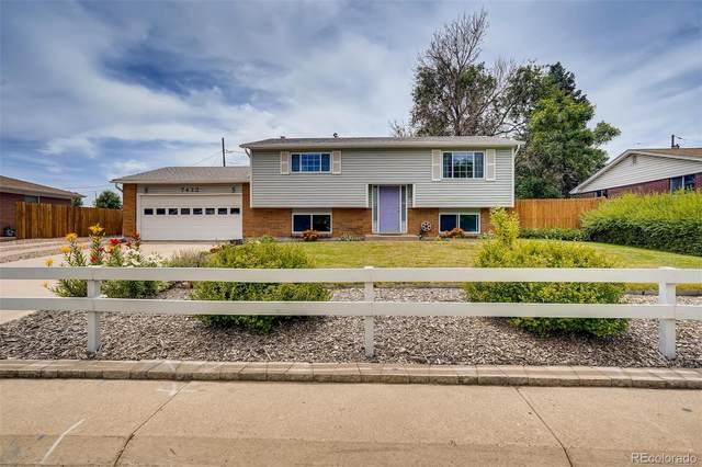 7432 W 76th Avenue, Arvada, CO 80003 (MLS #7933068) :: 8z Real Estate