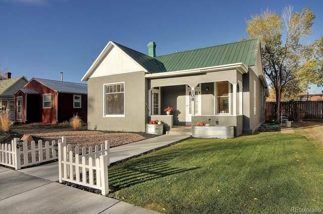 208 Palmer Street, Salida, CO 81201 (#7933075) :: The Harling Team @ Homesmart Realty Group