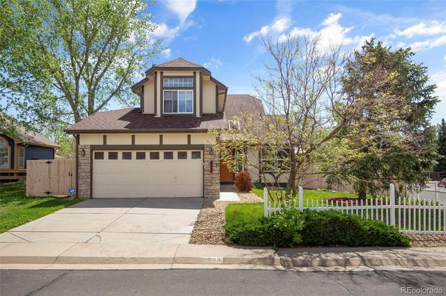9903 W 106th Avenue, Westminster, CO 80021 (#7933662) :: The Heyl Group at Keller Williams