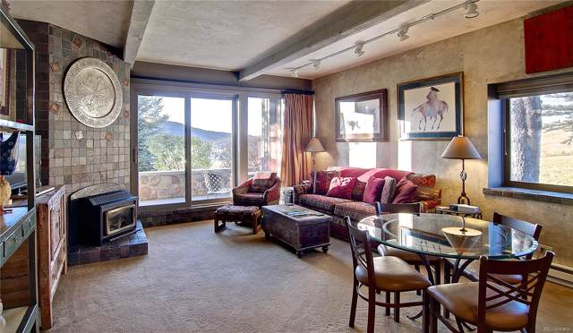 2160 Mount Werner Circle B15 - 3205, Steamboat Springs, CO 80487 (MLS #7933943) :: The Sam Biller Home Team