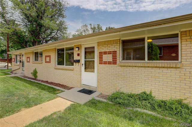 10342 W 59th Avenue #2, Arvada, CO 80004 (#7934472) :: You 1st Realty