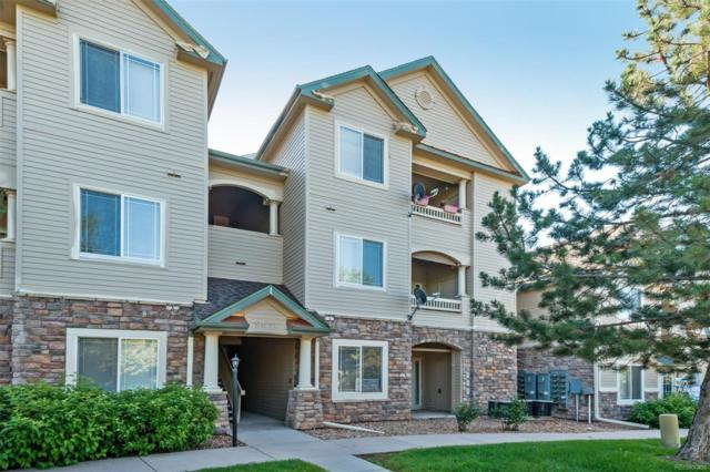 9631 W Coco Circle #104, Littleton, CO 80128 (#7934644) :: The Galo Garrido Group