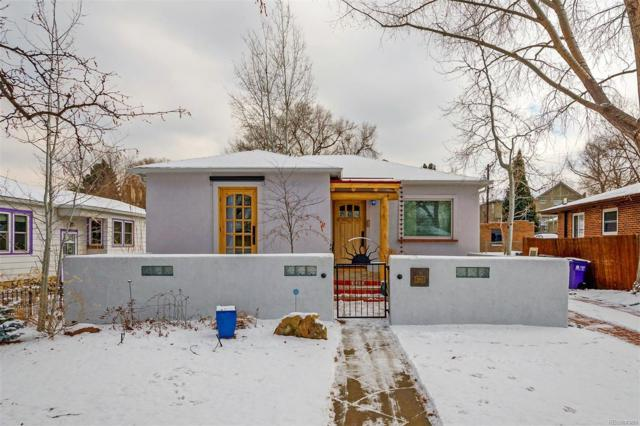 2680 S Gilpin Street, Denver, CO 80210 (#7934766) :: The DeGrood Team
