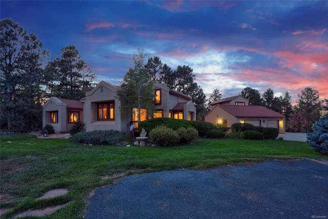 11253 Pine Valley Drive, Franktown, CO 80116 (#7934793) :: Harling Real Estate