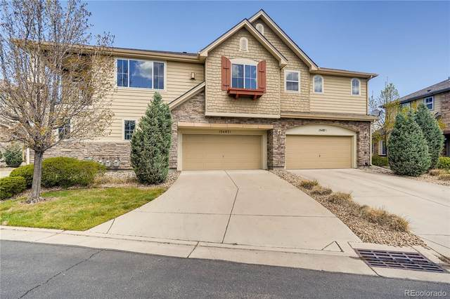 15487 W 66th Drive B, Arvada, CO 80007 (MLS #7934935) :: Find Colorado