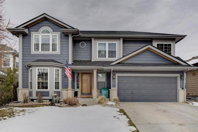 139 Sylvestor Place, Highlands Ranch, CO 80129 (#7935198) :: The Peak Properties Group