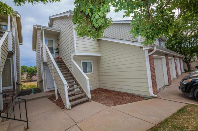 1331 S Cathay Court #102, Aurora, CO 80017 (MLS #7935260) :: The Space Agency - Northern Colorado Team