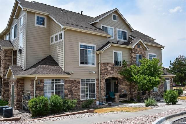 431 Black Feather Loop #801, Castle Rock, CO 80104 (#7935805) :: You 1st Realty