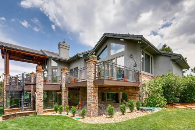 5618 Saddle Creek Trail, Parker, CO 80134 (#7935967) :: The Healey Group