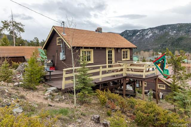 921 Mountain Avenue, Grand Lake, CO 80447 (#7936083) :: The Margolis Team