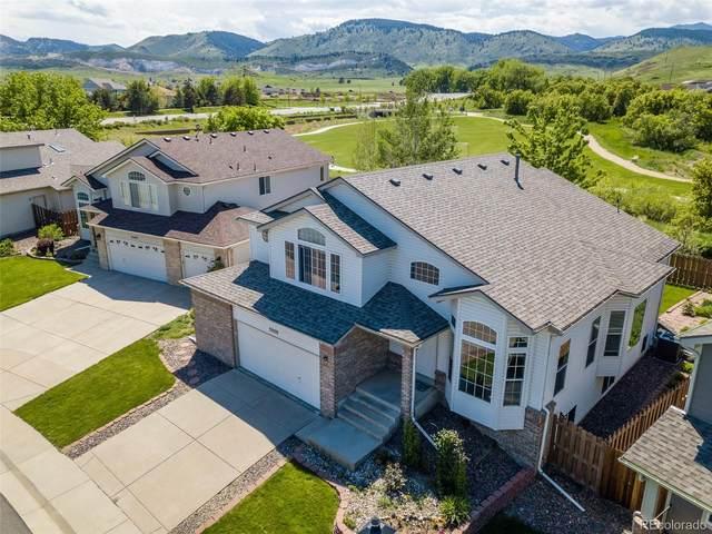 5909 El Diente Court, Golden, CO 80403 (#7936643) :: Finch & Gable Real Estate Co.