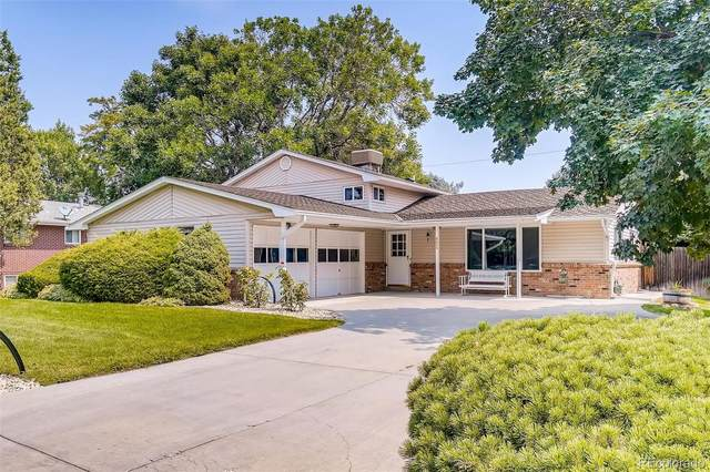 6050 Wright Street, Arvada, CO 80004 (#7936661) :: Chateaux Realty Group