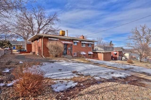 5150 Osceola Street, Denver, CO 80212 (#7936961) :: The Dixon Group