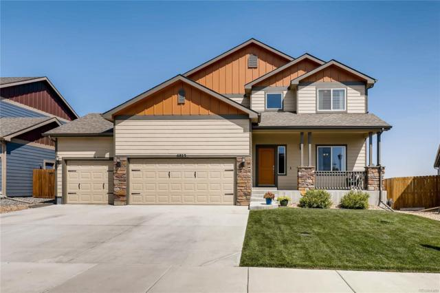 6823 2nd Street, Frederick, CO 80530 (#7937070) :: The City and Mountains Group
