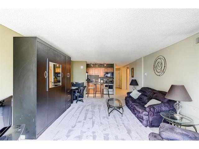 1020 15th Street 8I, Denver, CO 80202 (MLS #7937338) :: 8z Real Estate