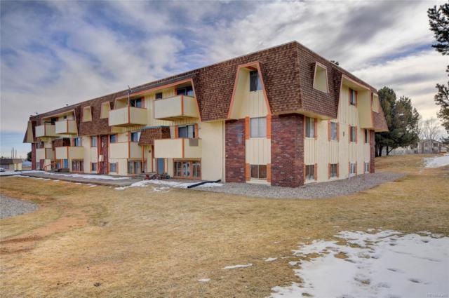 10211 Ura Lane 9-306, Thornton, CO 80260 (#7937468) :: Wisdom Real Estate
