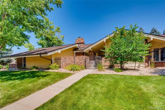 7741 W Quincy Drive, Lakewood, CO 80235 (#7937610) :: The Gilbert Group