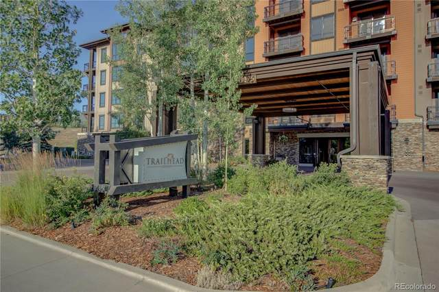 1175 Bangtail Way #2119, Steamboat Springs, CO 80487 (#7937854) :: Compass Colorado Realty
