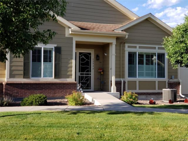 6284 Orion Court F, Arvada, CO 80403 (MLS #7937989) :: Bliss Realty Group