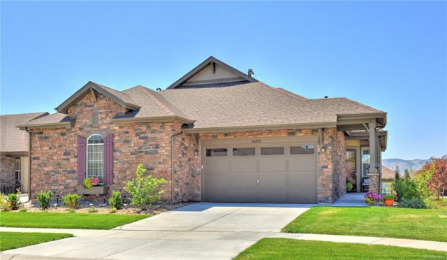16620 W 86th Place B, Arvada, CO 80007 (#7938364) :: The Pete Cook Home Group