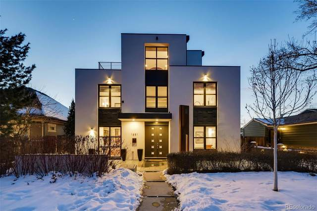 1681 S Monroe Street, Denver, CO 80210 (#7938404) :: James Crocker Team